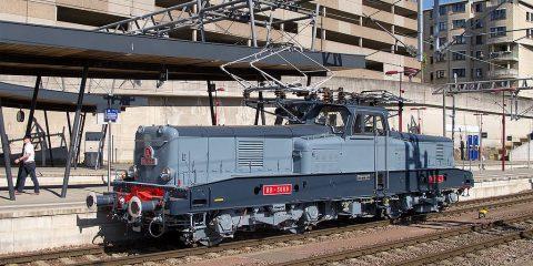 CFL locomotive électrique 3608 - SSMN (Luxembourg)