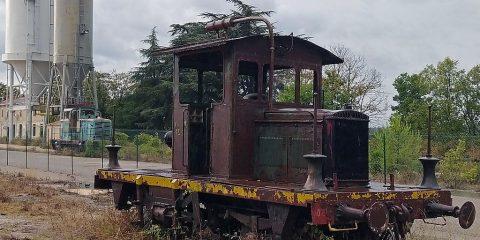 PLM locotracteur Y-BE 14039 - MPTUR