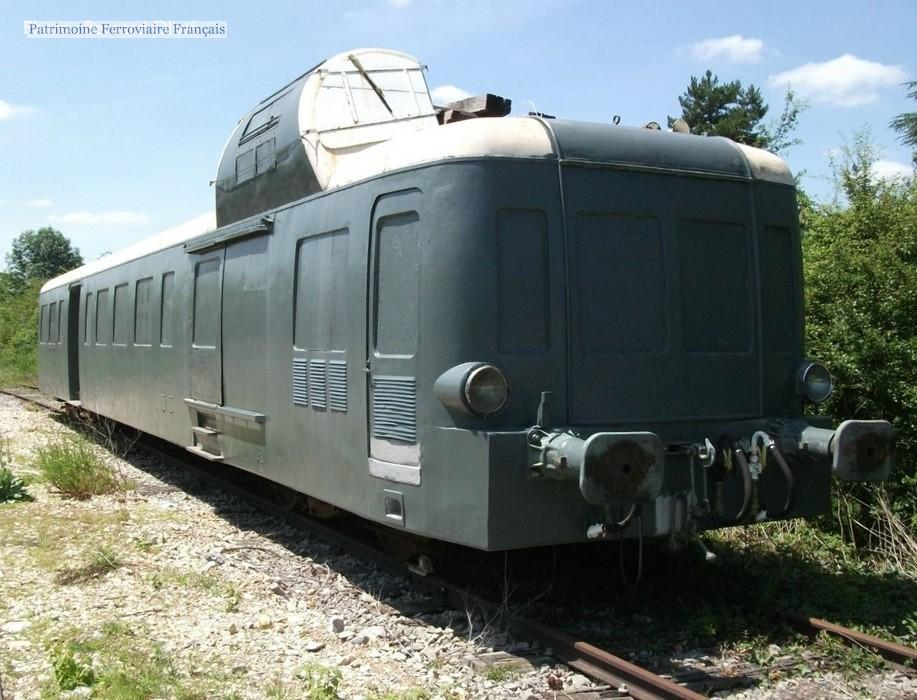 SNCF autorail X-3968