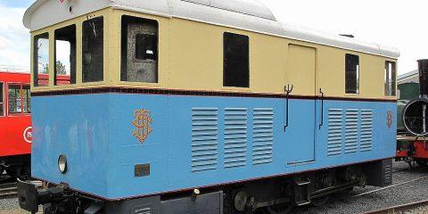 VM locotracteur Brissoneau LT1 - MTVS