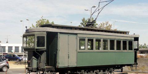VM automotrice du Tramway de Laon xxxx