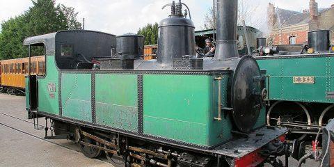 VM vapeur 030 Piguet n°4 - CFBS