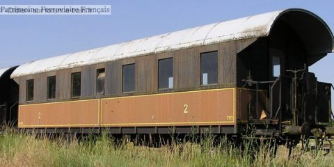 SNCF boite à tonnerre B7 321