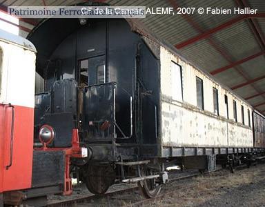 Allemagne boîte à tonnerre B7t 17240 - ALEMF - CF de la Canner